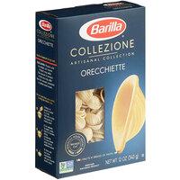 Barilla 12 oz. Collezione Orecchiette Pasta - 12/Case
