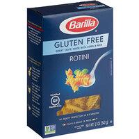 Barilla 12 oz. Gluten-Free Rotini Pasta   - 8/Case