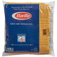 Barilla 20 lb. Spaghetti Pasta