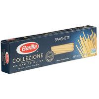 Barilla 16 oz. Collezione Spaghetti Pasta - 20/Case