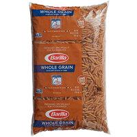 Barilla 10 lb. Whole Grain Penne Rigate Pasta - 2/Case
