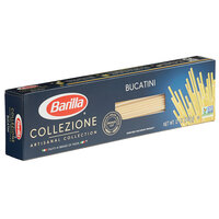 Barilla 12 oz. Collezione Bucatini Pasta - 20/Case