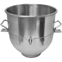 Eurodib NM20A-59 20 Qt. Stainless Steel Bowl for M20 ETL Mixers