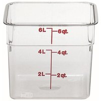 Graduated Food Storage Containers