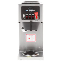 Bloomfield 4A-9012D3F Integrity 3 Warmer In-Line Automatic Coffee Brewer - 120V
