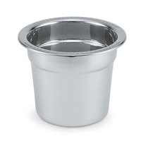Vollrath 8231220 Miramar 10 Qt. Stainless Steel Soup Inset