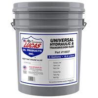 Lucas Oil 10037 5 Gallon Pail Hydraulic Fluid