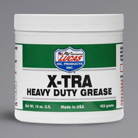 Lucas Oil 10330 1 lb. Xtra HD Grease Tub - 12/Case