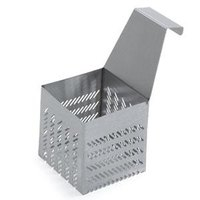 Nemco 66787 4 inch x 4 inch Small Baskets for Nemco 6750-240 Pasta Rethermalizer - 6/ Pack