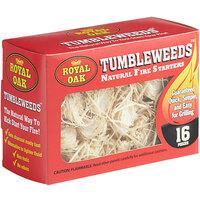 Royal Oak Tumbleweeds Natural Fire Starters - 16/Pack