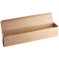 Western Plastics 515 24 inch x 24 inch 60 Gauge Perforated All-Purpose Shrink Wrap - 500/Roll