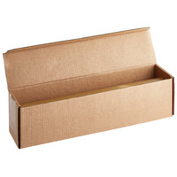 Western Plastics 512 18 inch x 18 inch 60 Gauge Perforated All-Purpose Shrink Wrap - 900/Roll