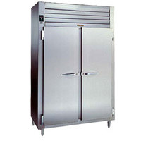 Traulsen RHT232NUT-FHS Stainless Steel 46 Cu. Ft. Two Section Narrow Reach In Refrigerator - Specification Line