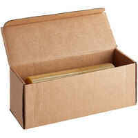 Western Plastics 506 12 inch x 12 inch 60 Gauge Perforated All-Purpose Shrink Wrap - 1400/Roll