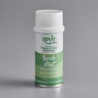 Novo by Noble Chemical 5 oz. Fresh Start Total Release Smoke & Odor Eliminator Air Freshener - 12/Case