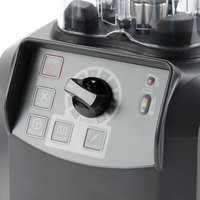 Electronic blender controls