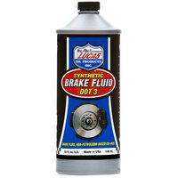 Lucas Oil 10826 1 Qt. DOT 3 Brake Fluid - 12/Case