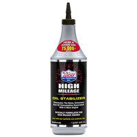 Lucas Oil 10118 1 Qt. High Mileage Oil Stabilizer - 12/Case