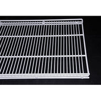 True 909984 White Coated Wire Shelf - 31 3/4 inch x 19 inch