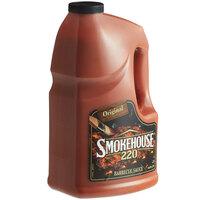 Smokehouse 220 1 Gallon Original BBQ Sauce - 4/Case