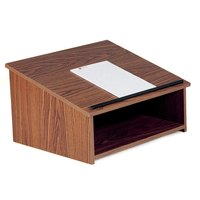 Oklahoma Sound 22MO Medium Oak Finish Tabletop Lectern