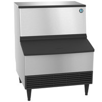 Hoshizaki KM-260BAH 30 inch Air Cooled Undercounter Crescent Cube Ice Machine - 263 lb.