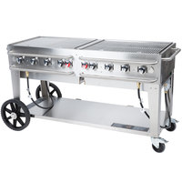 Crown Verity RCB-60 60 inch Outdoor Rental Grill