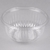 Dart PET16B PresentaBowls 16 oz. Clear Plastic Bowl - 504/Case