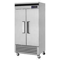 Turbo Air TSR-35SD Super Deluxe 40 inch Solid Door Reach In Refrigerator