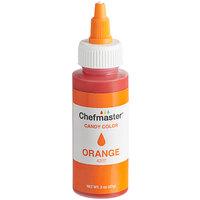 Chefmaster 2 oz. Orange Oil-Based Candy Color