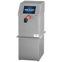 Server 100258 Touchless Express Drop-In Stainless Steel Condiment Dispenser for 1.5 Gallon / 6 Qt. Pouches - 100-240V