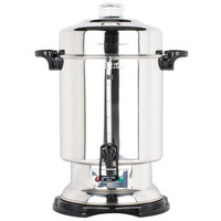 Hamilton Beach D50065 60 Cup (2.5 Gallon) Stainless Steel Coffee Urn