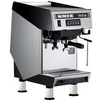 Unic Mira Single Group High Profile Semi-Automatic Espresso Machine - 110V, 1700W
