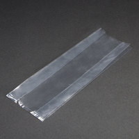Plastic Food Bag 5 1/4 inch x 2 1/4 inch x 15 inch - 1000 / Box