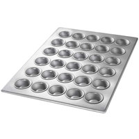 Chicago Metallic 45195 30 Cup 1.1 oz. Glazed Mini Muffin Pan