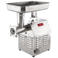 Avantco MG22 #22 1 1/2 hp Meat Grinder - 110V