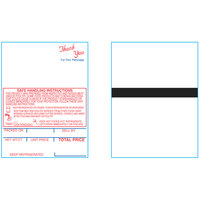 Hobart 1801-S/H 2 1/4 inch x 3 inch White Pre-Printed Equivalent Scale Label Roll - 16/Case
