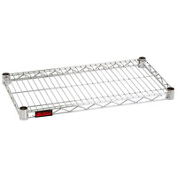 Eagle Group 1424S NSF Stainless Steel 14 inch x 24 inch Wire Shelf
