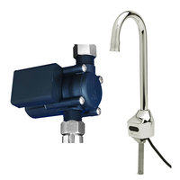 T&S EC-3103-HG Deck Mounted ChekPoint Hands Free Automatic Faucet with Hydro-Generator