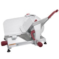 Berkel 829A-PLUS 14 inch Manual Gravity Feed Meat Slicer - 1/2 hp