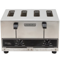Hobart ET27 Commercial Pop Up Toaster - 4 Slice, 120/208-240V