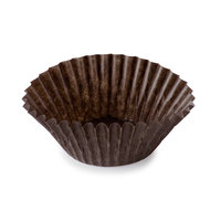 1 1/2 inch x 1 inch Glassine Baking / Candy Cups - 1000/Pack