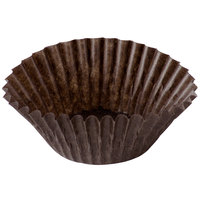 1 1/2 inch x 1 inch Mini Glassine Baking / Candy Cups   - 1000/Pack