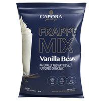 Capora 3.5 lb. Vanilla Bean Frappe Base Mix