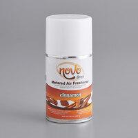 Noble Chemical Novo 7.25 oz. Cinnamon Metered Air Freshener Refill - 12/Case