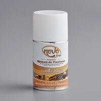 Noble Chemical Novo 7.25 oz. Vanilla Bliss Metered Air Freshener Refill   - 12/Case