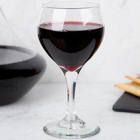 Libbey 3964 Teardrop 8.5 oz. Red Wine Glass - 36/Case