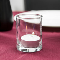 Anchor Hocking 2283Q 3 oz. Sample Glass / Votive Holder - 36/Case