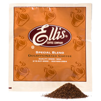 Ellis 0.5 oz. Decaf Room Service Coffee Packet - 150/Case