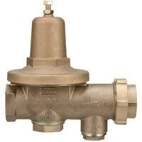 Zurn 2-600XL 2 inch Single Union Water Pressure Reducing Valve with Integral By-Pass Check Valve and Strainer